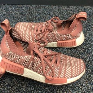 Adidas NMD Pink Shoes- Women's Size 7.5